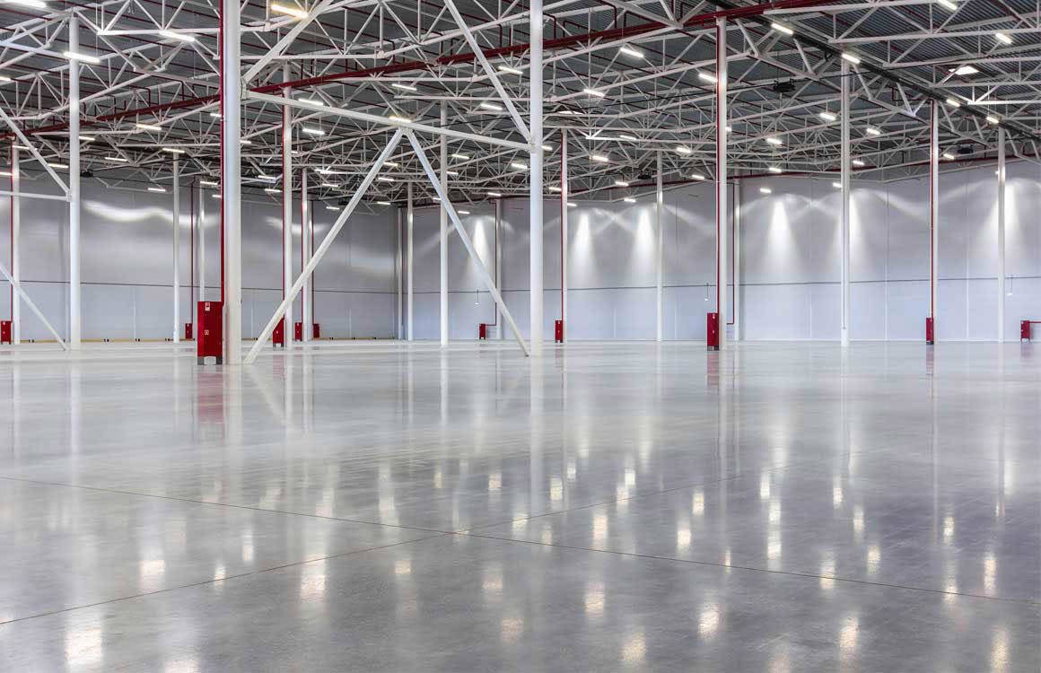 Hire industrial cleaning services in Halton.