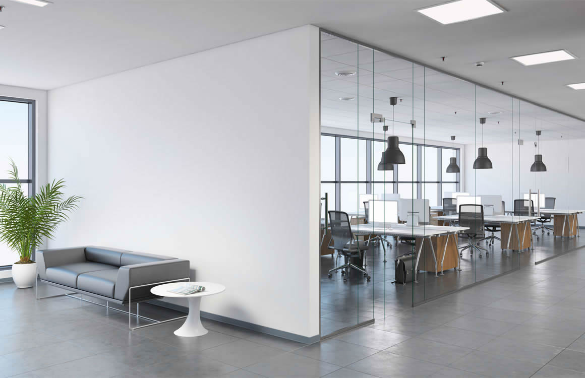 Professional office cleaning services in Kirkby.