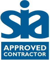 Approved by the SIA and in the top 1% of UK private security companies