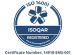 ISO 14001 sets out the criteria for an Environmental Management System