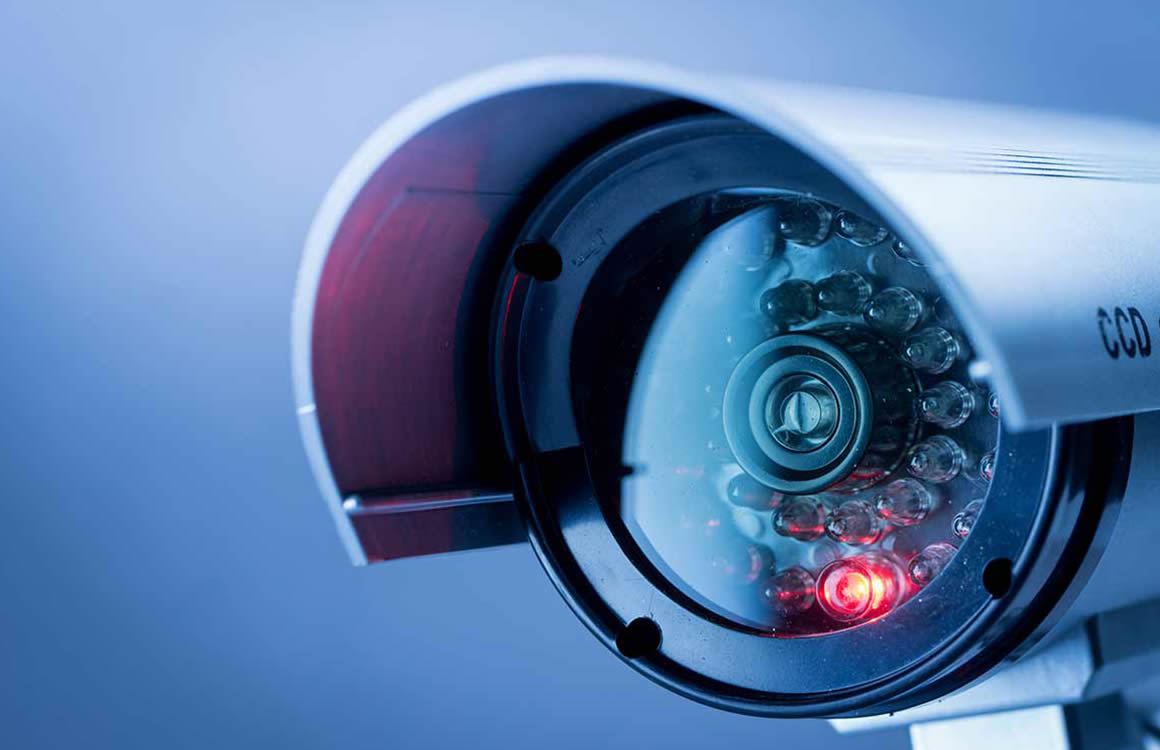 Get professional CCTV security installed
