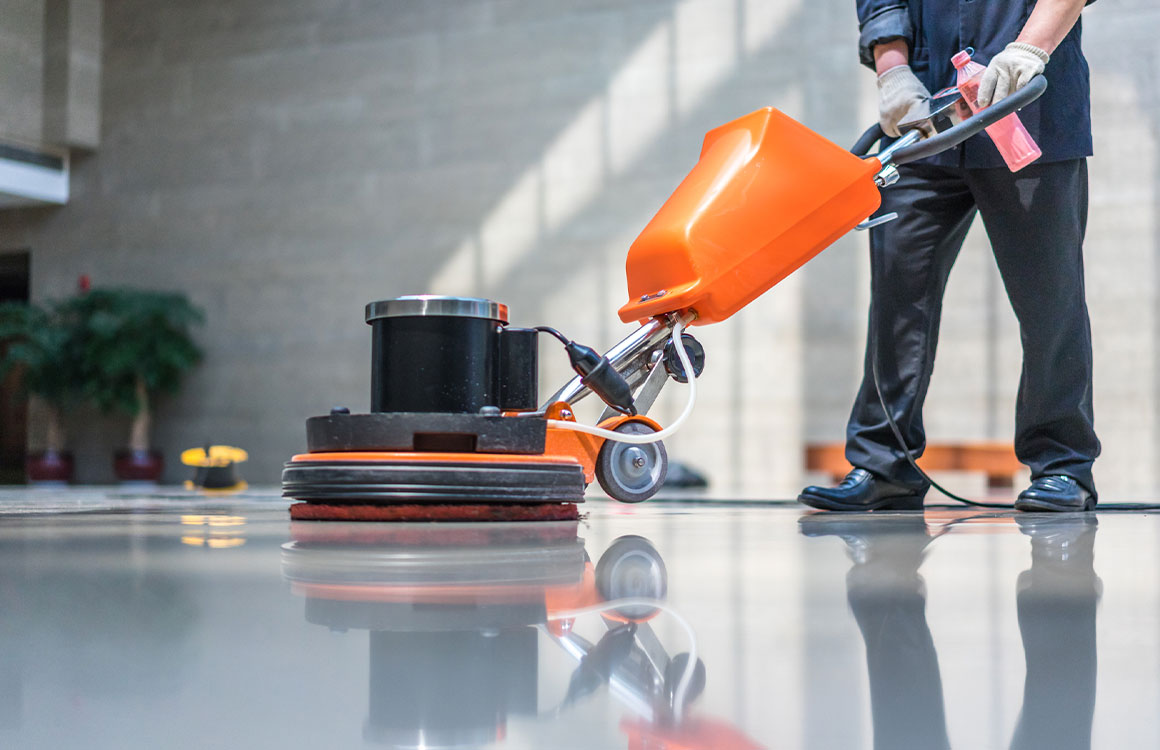 industrial cleaning services with churchill group