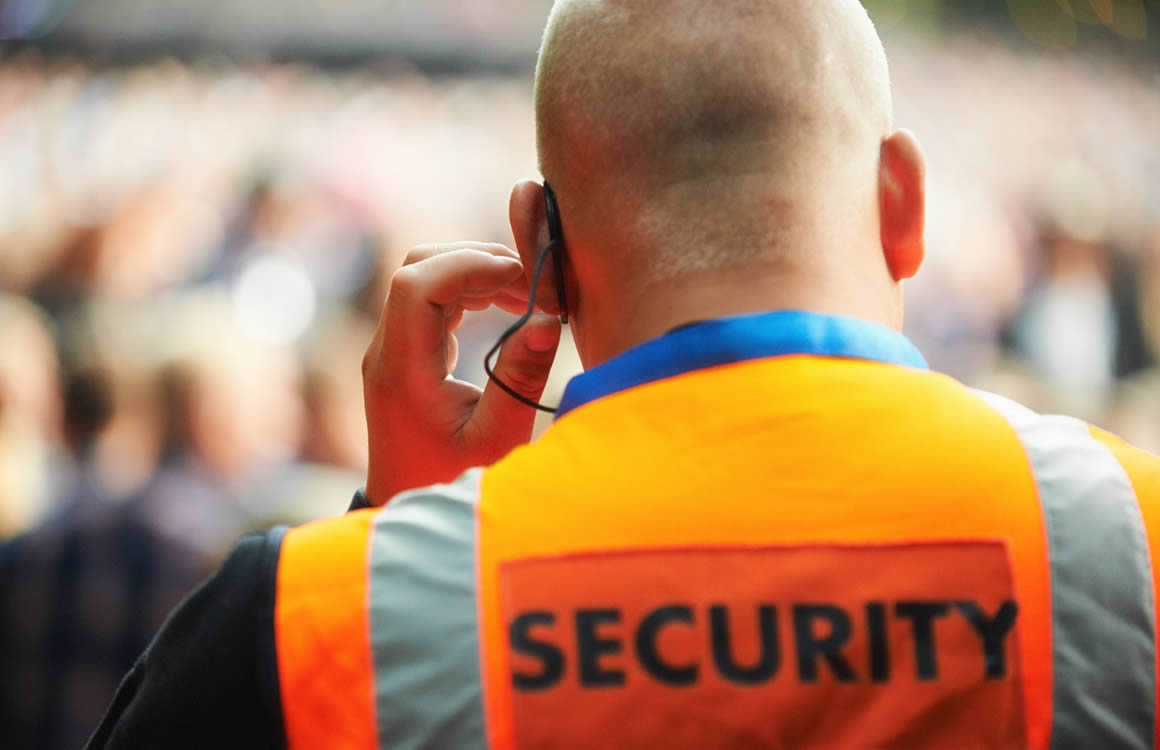 Hire Northwich security guards and officers