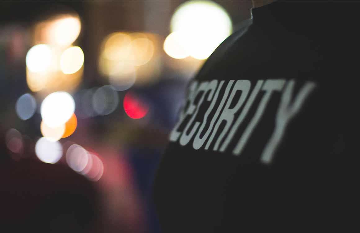 Hire static security guards
