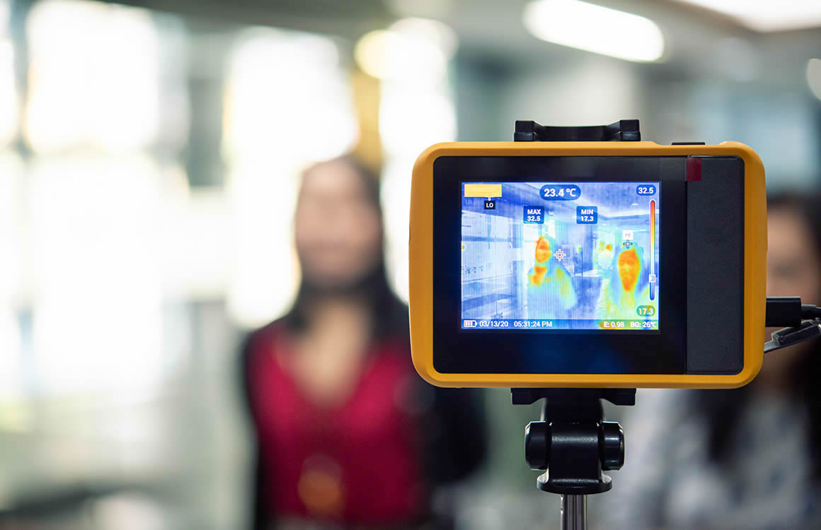 hire thermal imaging in Aberdeen